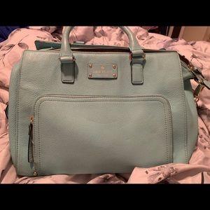 Light blue Kate spade handbag